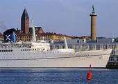 Kryssningsfartyg, Göteborg