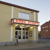Biograf Röda Kvarn, Bollnäs, Hälsingland