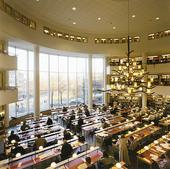 Handelshögskolans bibliotek, Göteborg