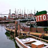 Bogserbåtar i Göteborgs hamn, 60-talet