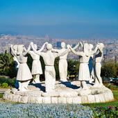 Sardana Monument, Spanien