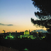 Jerusalem i skymning, Israel