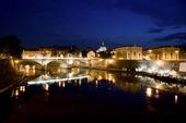 Rom i skymning