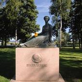 Skulptur i Vänersborg, Västergötland
