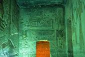 Grav i Ramses II:s tempel, Egypten