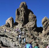 Turister på Teneriffa, Spanien