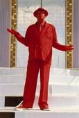 Röd man
