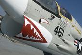 Amerikanskt stridsflygplan