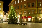 Julstämning i Gamla stan, Stockholm