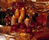 Julljus och julklappar