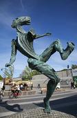 Staty Den lyckliga Arbogafilosofen, Arboga