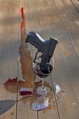 Revolver i vinglas