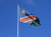 Namibias flagga
