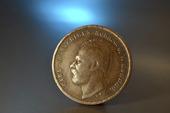 1-öres mynt 1865