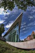 Stadsbiblioteket i Halmstad, Halland