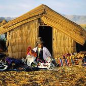 Indiankvinna, Peru