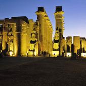 Templet i Luxor, Egypten