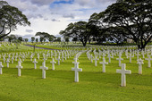 Manila American Cemetery and Memorial, Filippinerna