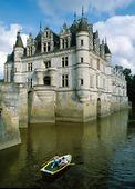 Slottet Chenonceaux, Frankrike
