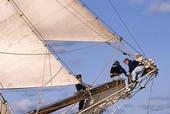 Besättning på segelfartyg