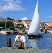 Turist i Bohuslän