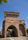 Piazza di Porta Saragozza i Bologna, Italien