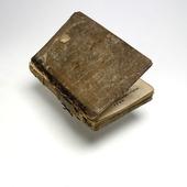 Gammal bok från 1741
