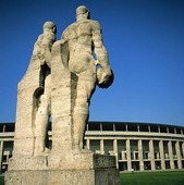 Olympia Stadion i Berlin, Tyskland