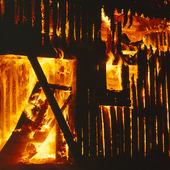 Eldsvåda i hus