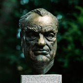 Staty av Vilhelm Moberg