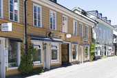 Tullportsgatan i Norrtälje, Uppland