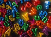 Siffror och bokstäver