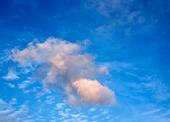 Himmel med moln