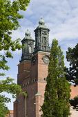 Klosters kyrka i Eskilstuna, Södermanland