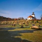 Istorps kyrka i Halland