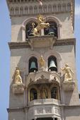 Detalj från Katedralen i Messina på Sicilien, Italien
