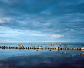 Strand på Öland