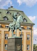 Karl XIV Johans staty, Stockholm