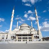 Moskén Kocatepe cami i Ankara, Turkiet