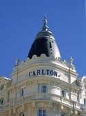 Carlton Hotel i Cannes, Frankrike