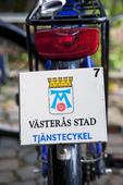 Tjänstecykel i Västerås, Västmanland