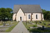 Hjulsta kyrka, Hjulsta, Uppsala län