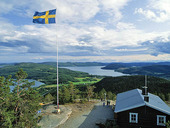 Skuleberget, Ångermanland