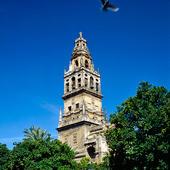 Minaret of Mezquita Córdoba, Spanien