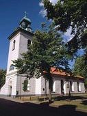 Kyrka i Alingsås, Västergötland