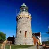 Hammeren fyr på Bornholm, Danmark