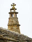 Moderna skorsten i Pyreneerna, Spanien