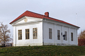 Bunges kapell, Åmot, Gästrikland