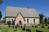 Edebo kyrka i Uppland