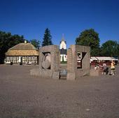 Stortorget i Ängelholm, Skåne